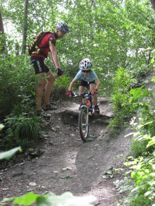Mountainbike Technik-Personal Training