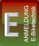 Anmeldung E-Bike Kurs